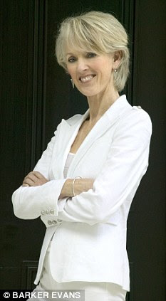 Equality battle: Best-selling author Joanna Trollope makes a case for keeping a female-only book prize after Orange pulls out of its support for the gong