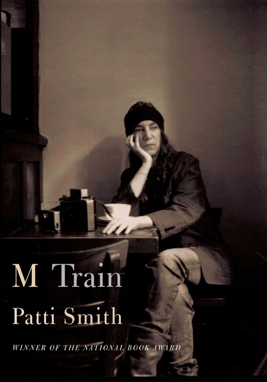 In her memoir 'M Train,' Patti Smith opens up about her life and loves