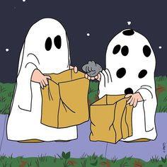 Charlie Brown - Halloween. Grande Abóbora
