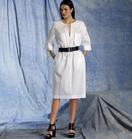 Vogue Patterns Misses' Dress 1400