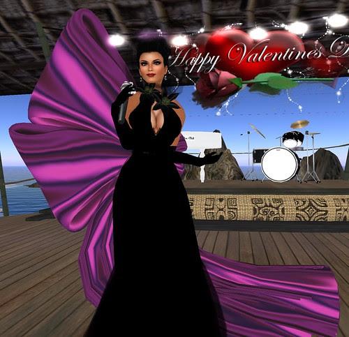 Live Music with Nici Chrome at Kickin Club Live Music Venue on February 14 2011