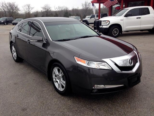 Used 2009 Acura TL for Sale in Springfield MO 65802 Clouse Motor Company
