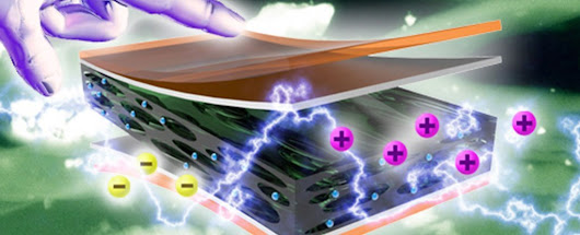 Scientists Have Developed a Material That Generates Electricity Simply by Touching It