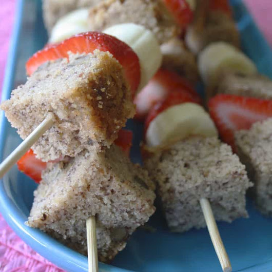 Breakfast Kabobs - The Summery Umbrella