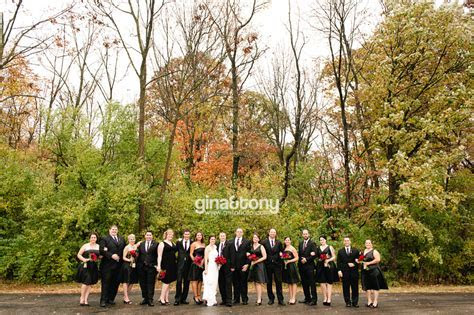 amy&mike married // pilcher park, joliet