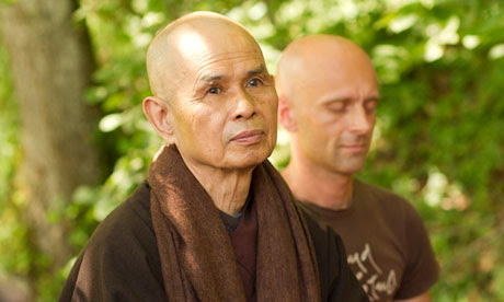 Google seeks out wisdom of zen master Thich Nhat Hanh