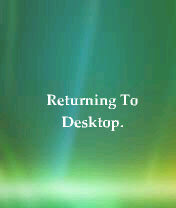 kembali ke desktop
