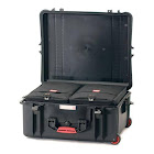 HPRC 2700WIC Wheeled Hard Case with Interior Case (Black)