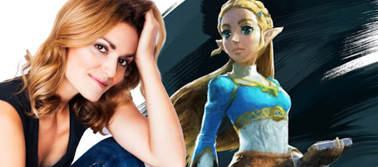 Breath of the Wild: Intervista a Patricia Summersett, voce di Zelda - I Love Videogames