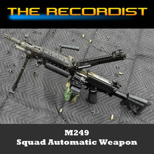 M249 SAW HD Pro | The Recordist