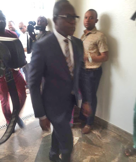 Leaked Memo: What Ibe Kachikwu Said After Aso Rock Meeting with Buhari