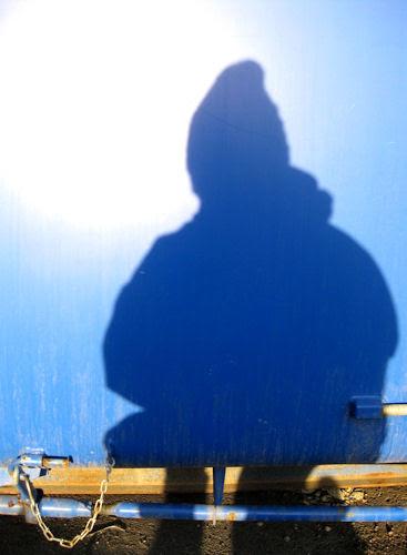 blue gnome :: blånisse