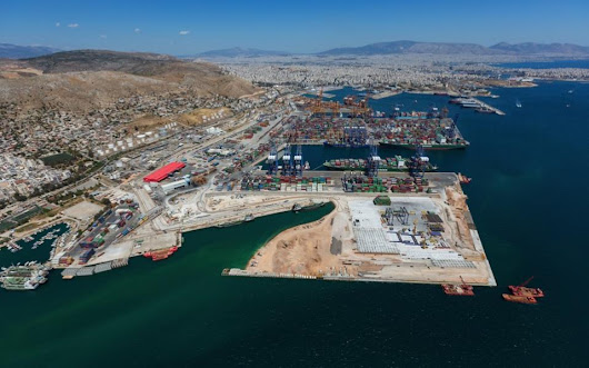 Cosco to clinch majority stake in Piraeus port ahead of further investment, Ilias Bellos | Kathimerini