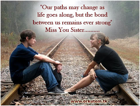 Our Paths May Change As Life Goes Along But The Bond Between Us