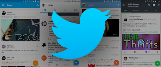 Comparing the best Twitter clients for Android (2017 edition)