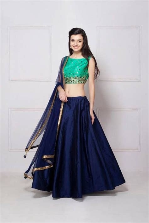 Best 25  Lehenga designs ideas on Pinterest   Indian wear