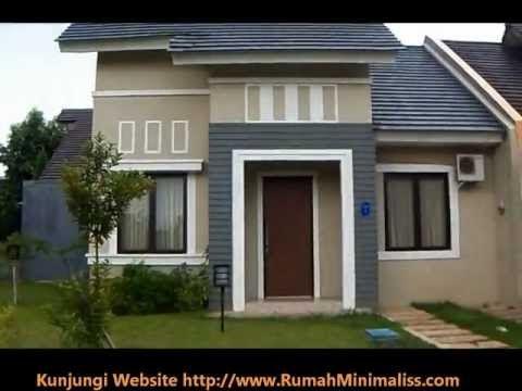 konsep rumah minimalis 1 lantai, video rumah minimalis