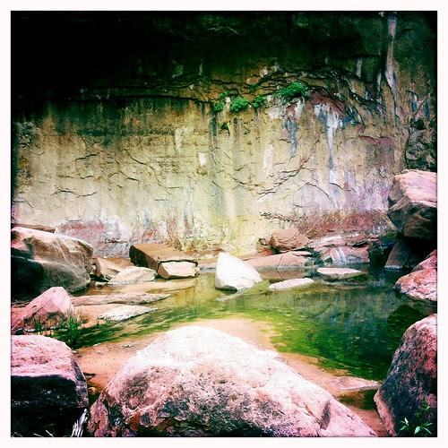 Zion - River Walk