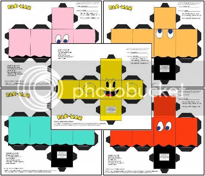photo pacman paper toys.via.papermau.002_zpsjzo6ktye.jpg