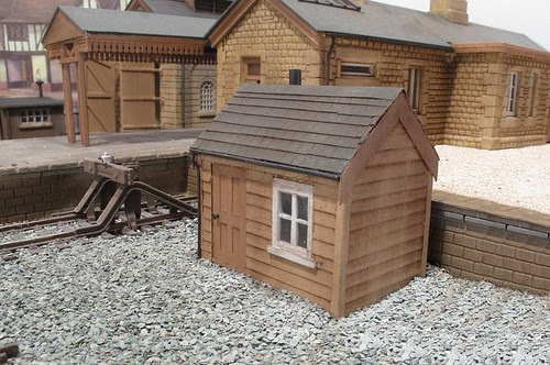 Edgeworth Hut