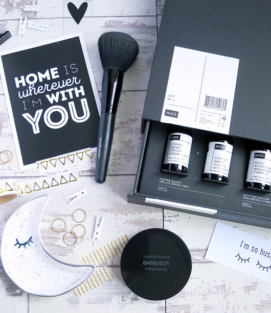 NIOD Dermal Science Radiance Set on QVC - Let's talk beauty