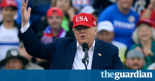Senior adviser on Trump's diplomacy: 'I can't keep up with the tweets' | US news | The Guardian
