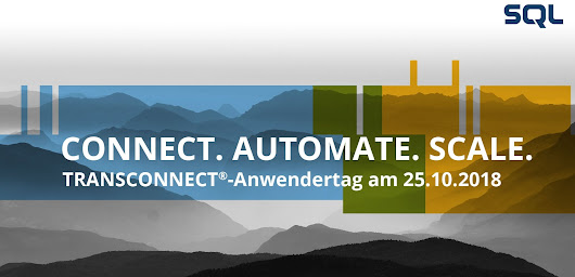 TRANSCONNECT®-Anwendertag 2018 | TRANSCONNECT®