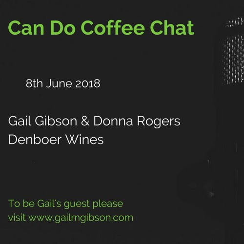 Can Do Coffee Chat with Donna Rogers by Gail M Gibson
