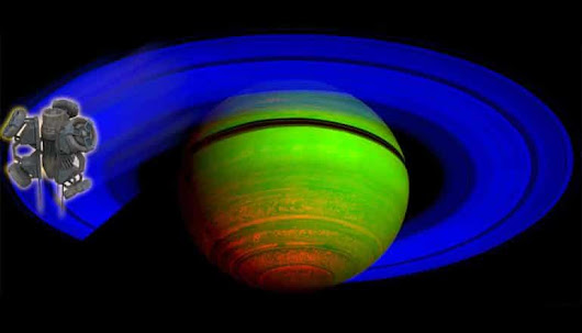Saturn's Rings Were Made by Huge Extraterrestrial Machines, Former NASA Scientists Claims