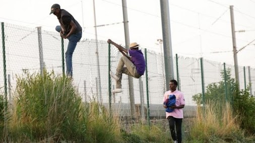Calais Crisis. The facts.... This country is overpopulated as it is.. we have taken more than our fair...