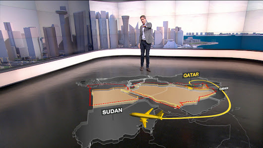 How Al Jazeera explained the GCC crisis to viewers using augmented reality