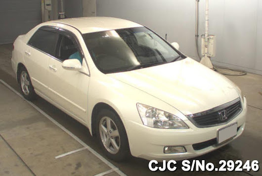 2005 Honda Inspire Pearl for sale | Stock No. 29246 | Japanese Used Cars Exporter