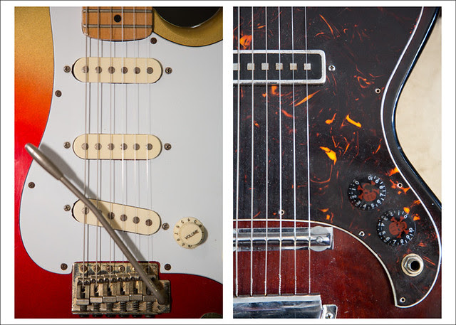 Electric Guitar Composite