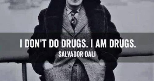 #idaDali #Dale #Salvador #Dali #SalvadorDali #IdaMariaPan #idampan #WILST  I don't do #Drugs #IAm drugs...