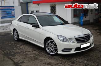 Купить подержанный автомобиль Mercedes-Benz E350 4MATIC (W212), 272 л.с., пробег 35 000 км по ...
