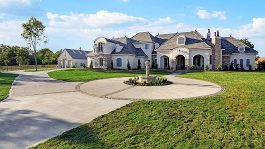 Houston neighborhoods with the largest homes - Houston Business Journal