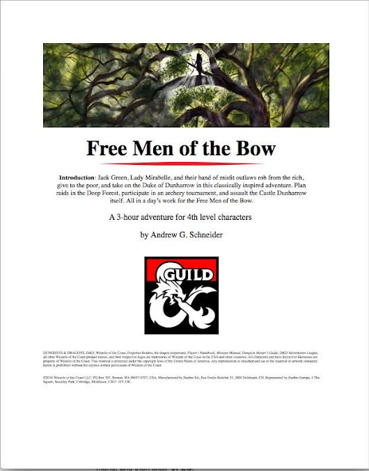 Free Men of the Bow
