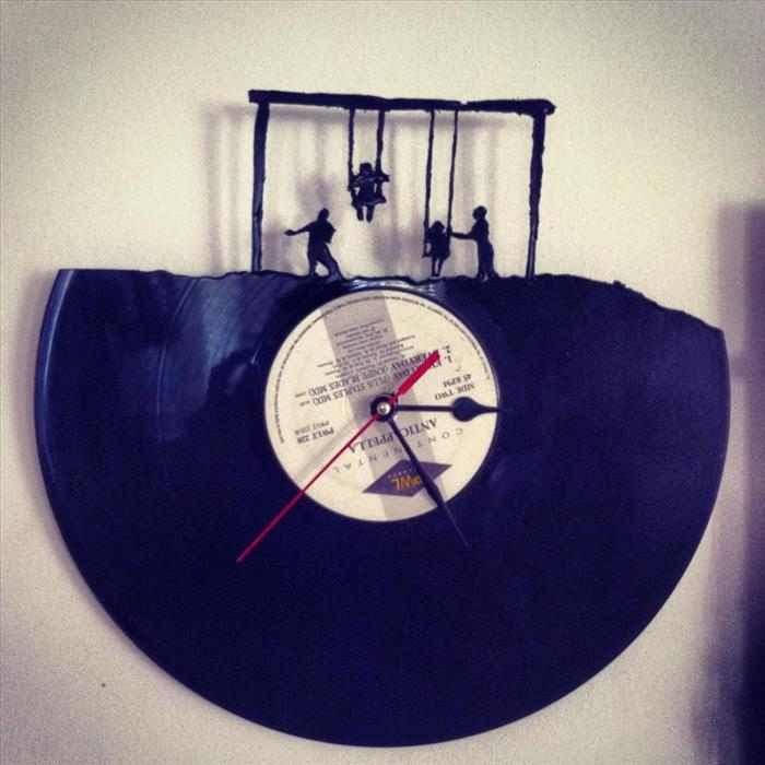 שעונים מתקליטים