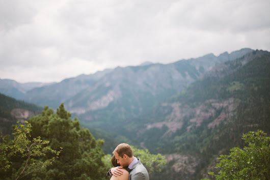 kate + michael | married in ouray, CO