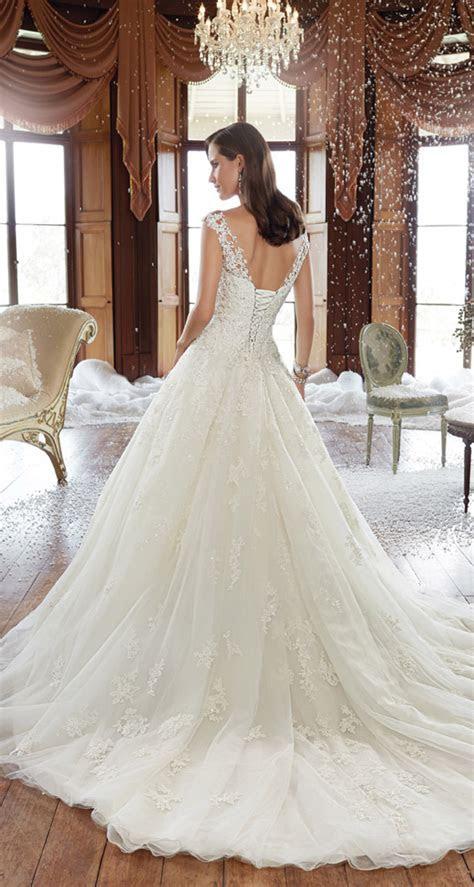 Sophia Tolli Fall 2015 Bridal Collection   Belle The Magazine