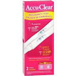 Accu-Clear Early Pregnancy Test Sticks 2 Sticks by Pharmapacks