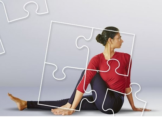 Now play Yoga Puzzle on PM Narendra Modi's website!