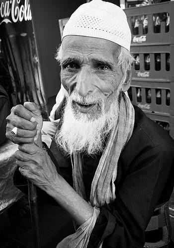The Muslim Man Is Endangered Specie ... by firoze shakir photographerno1