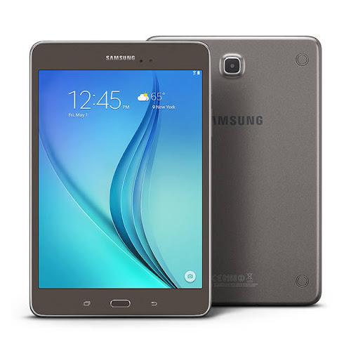 """Samsung Galaxy Tab A - Wi-Fi - 16 GB - Smoky Titanium - 8"""""""