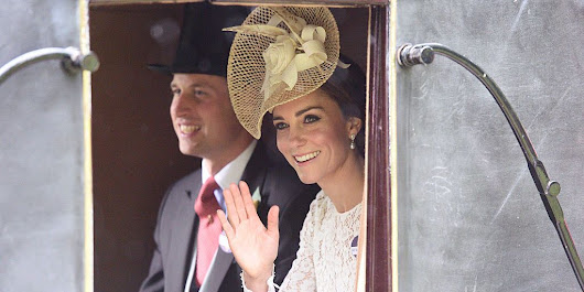 Why Prince William and Kate Middleton Skipped the 2018 Royal Ascot Races