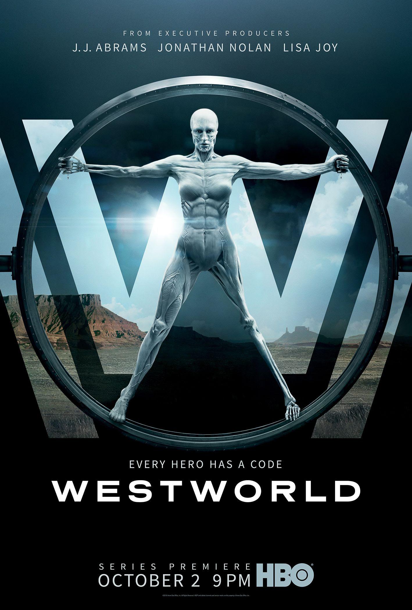 Resultado de imagem para westworld HBO posters