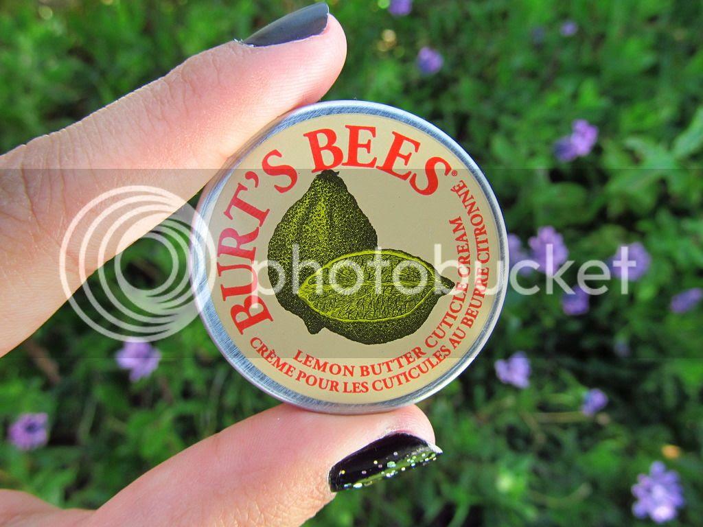 crema cuticula burts bees