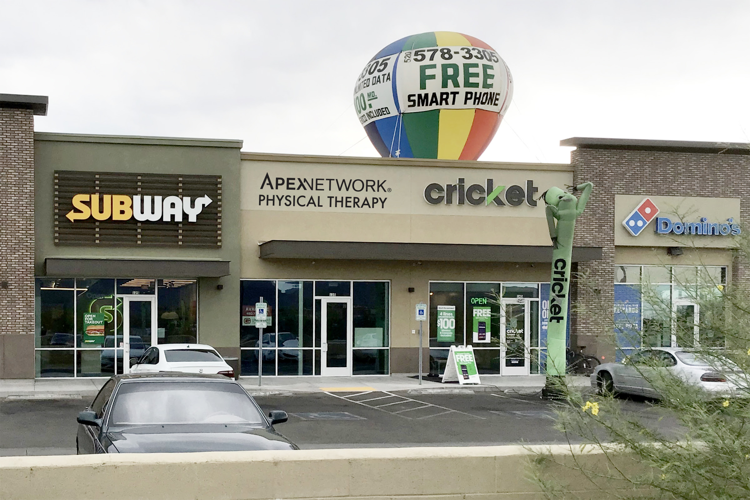 ApexNetwork Physical Therapy Opens Tucson, AZ, Location
