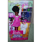 "Barbie Team Stacie Friend of Stacie AA Doll Science Playset 9.5""H New"
