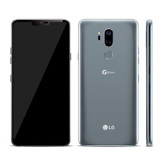 The LG G7 ThinQ Gets It Right, Even With A Weird Name | The Patranila Project
